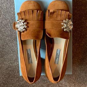 Prada Office Shoes